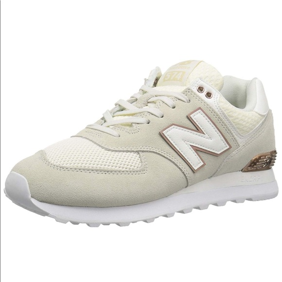 info for 73256 8564f New Balance 574 classic women shoes NEW